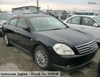Nissan Teana , 2004թ. UCJ