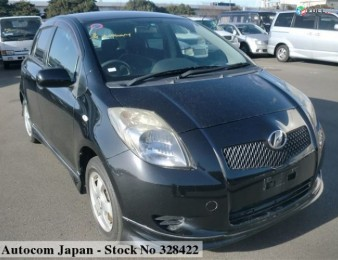 Toyota Vitz , 2006թ. UCJ