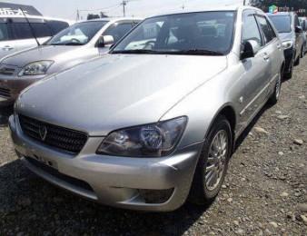 Toyota Altezza , 2004թ.