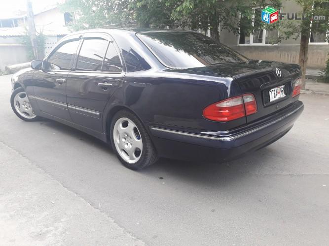 Mercedes-Benz -     E 240 , 2000թ.RESTAYLING