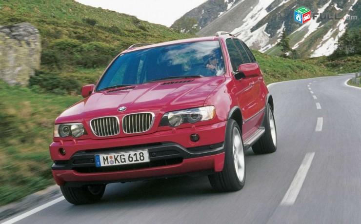 BMW e53 x5 Raskulachit