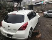 Nissan Tiida dur bagajnik shit stop ev ayln