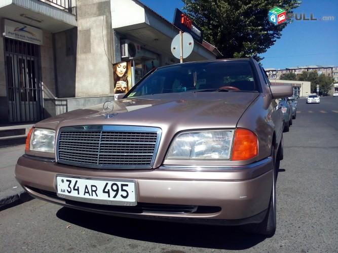 Mercedes-Benz -     C 220 , 1994թ.