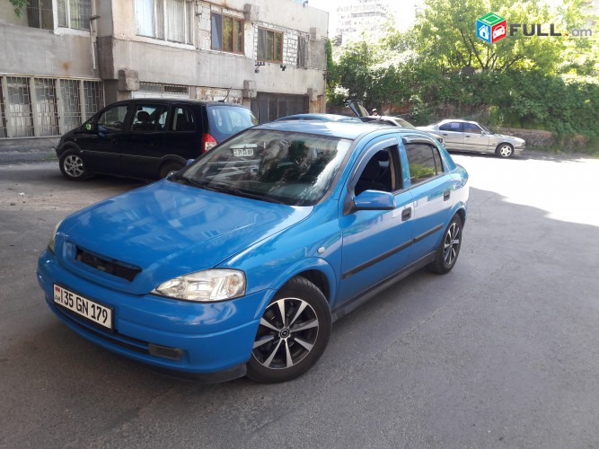 Opel Astra G, 2001թ.(1.8z)