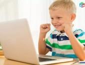 Համակարգչային դասընթացներ երեխաների համար 9 +  Skayp/Zoom (Online)