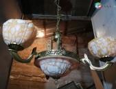 Վաճառվում է Շքեղ  ջահ 3 լամպ
