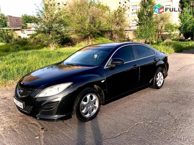 Mazda 6 , 2011թ.