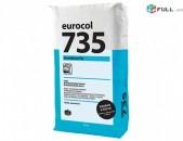 Ֆասադի սոսինձ Eurocol 735 (25կգ), fasadi sosindz, sosindz