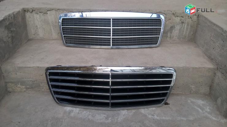 Mercedes w210 ablicovka