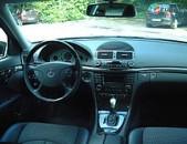 Mercedes w211 sev salon Avangart
