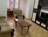 Տրվում է վարձով 1 դարձրած 2 սենյականոց վերանորոգված բնակարան կոմիտաս վրացական փողոցում, ունի բոլոր անհրաժեշտ պարագաները