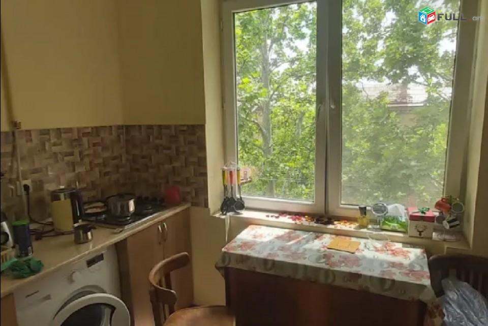 վաճառվում է 1 սանյականոց վերենորոգված բնակարան կոմիտաս մամիկոնյանց փող: