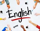 Անգլերեն լեզվի մասնավոր պարապմունքներ 8-9-րդ դասարանների աշակերտների համար