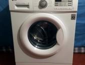 Վաճառվում է LG ֆիրմայի լվացքի մեքենա։ 5․5 Կգ։