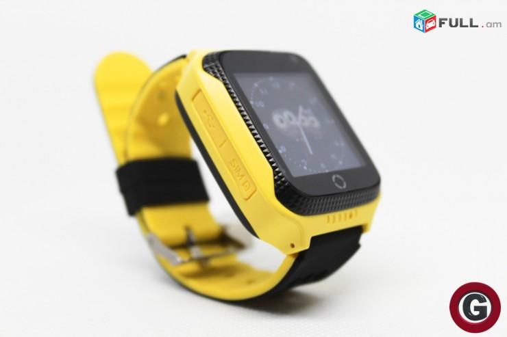 Հեռախոս-ժամացույց GPS հսկման սարք գունավոր էկրանով/ մանկական խելացի ժամացույց