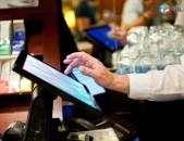 Ռեստորանի համար ծրագիր՝ դրամարկղի կառավարման և հաշվապահության կազմակերպման համար