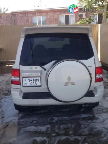 Mitsubishi Pajero , 2004թ.