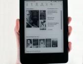Kindle Amazon E-reader էլեկտրոնային գիրք