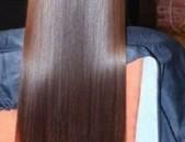 Наращивание волос keratinov mazeri erkaracum