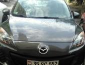 Mazda 3 , 2012թ.