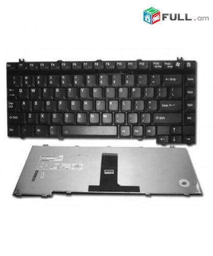 Key lapt toshiba L500, stexnashar, клавиатура, keyboard
