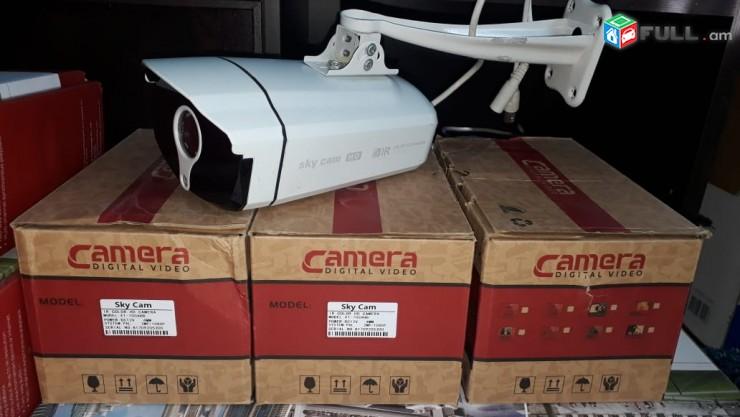 Տեսախցիկներ, DVR