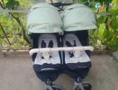 Զույգերի համար նախատեսված մանկական սայլակ