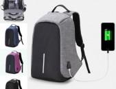 Գերժամանակակից Րյուգզագ/Ուսապարկ/рюкзак USB - տեղով