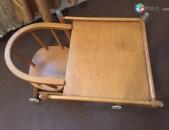 Մանկական սեղան աթոռով
