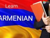 Learn armenian, armenian language, hayoc lezu, hayeren