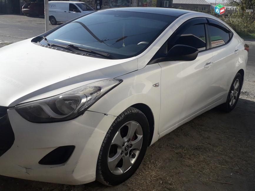 Hyundai Elantra , 2012թ.