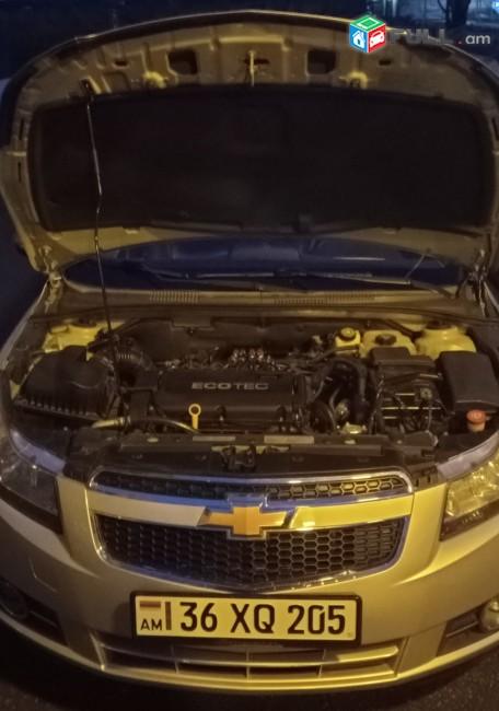 Chevrolet Cruze , 2009թ.