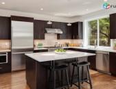 Design of kitchen furniture / Дизайн кухонной мебели / Խոհանոցային կահույքի դիզայն