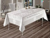 Սփռոց - Monalife White (սպիտակ) - Չափս ՝ 160x350
