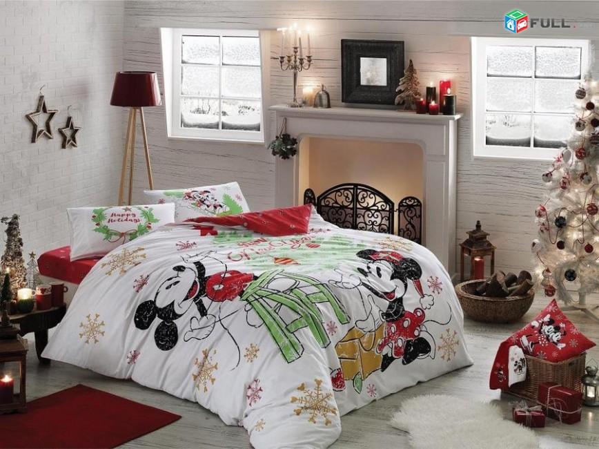 Մանկական երկտեղանի հավաքածու - Disney Minnie & Mickey