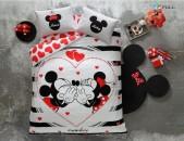 Մանկական երկտեղանի հավաքածու - Disney Minnie & Mickey Amour