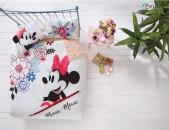 Մանկական երկտեղանի հավաքածու - Disney Minnie Mouse Watercolour