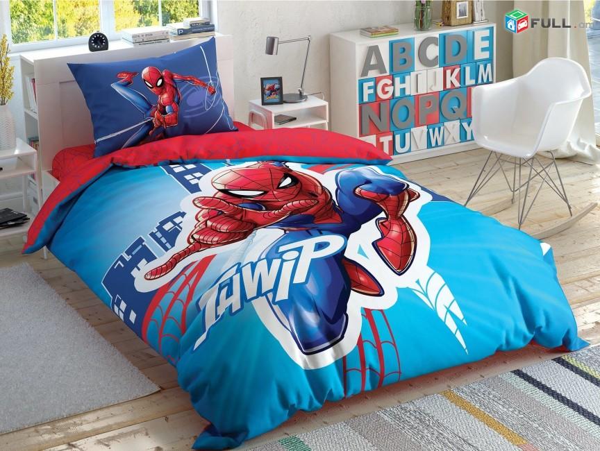 Մանկական Հավաքածու - Spiderman Light City