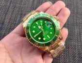 Rolex Submariner green jamacuyc