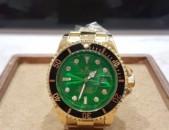 Rolex Submariner կանաչ ժամացույց