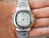 Patek Philippe սպիտակ գեղեցիկ ժամացույց