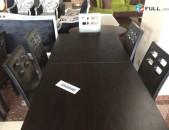 գերազանց որակի սեղան և աթոռների հավաքածու N1