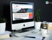 Օրիգինալ դիզայն Ձեր կայքի համար (web kayqeri patrastum)