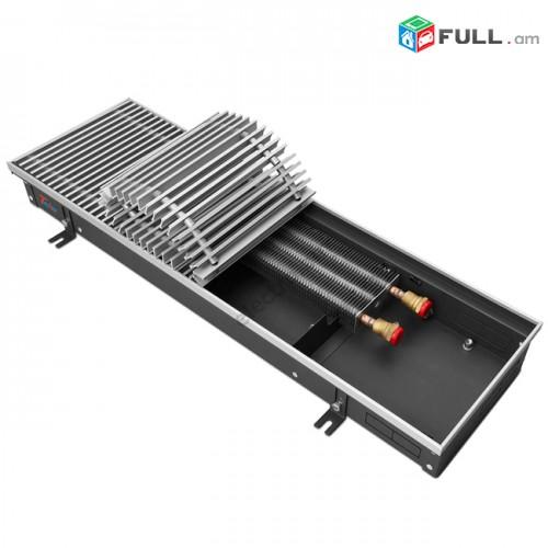 Внутрипольный конвектор без вентилятора - KVZ 200-85-1000 - Techno