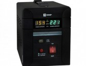 Напольный стабилизатор напряжения - 1,5 кВт EKF PROxima