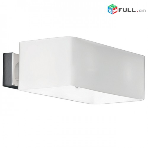 Бра - Ideal Lux Box AP2 Red/White