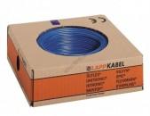 Провод H07V-K 1 x 2,5 - Lapp - blue