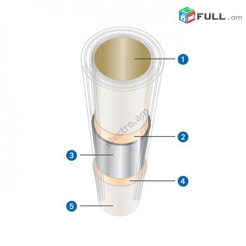 Металлопластиковая труба для теплого пола 16x2 - Alpert Emmeti