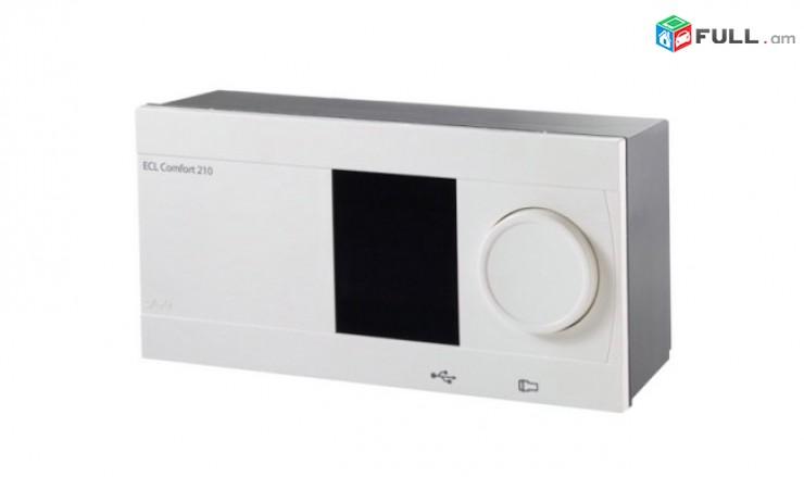 Электронный регулятор температуры - Danfoss ECL Comfort 210