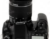 Canon 70 d bodyi obektiv 18-55 payusak vacharumem zayradcnik